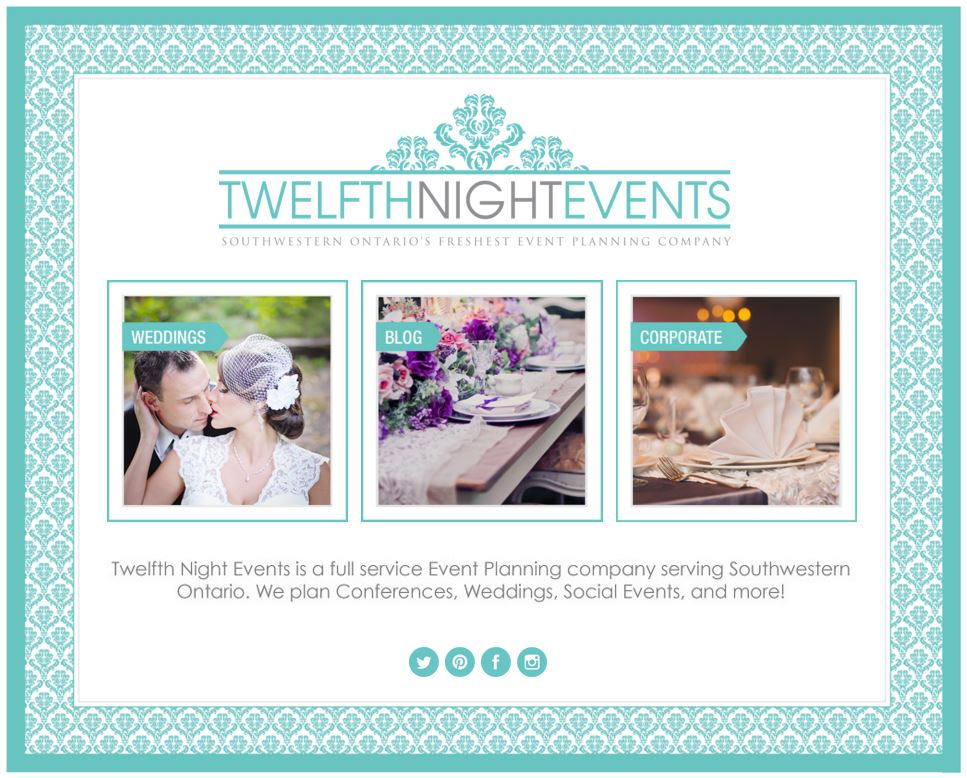 Twelfth Night Events