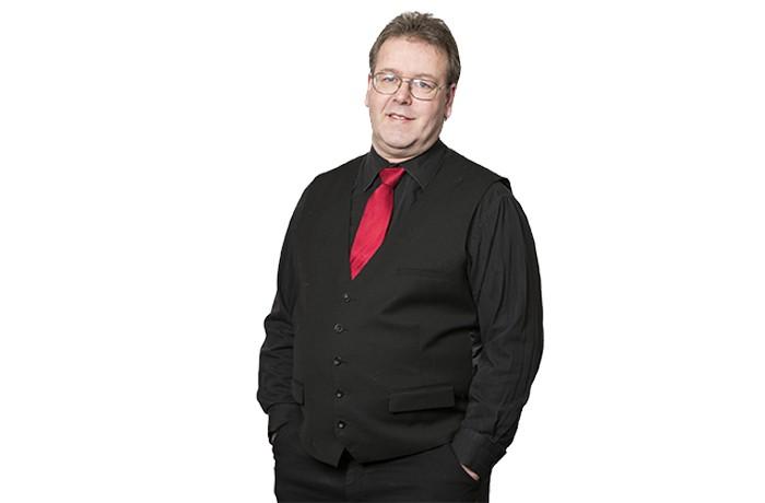 DJ Richard Spruyt